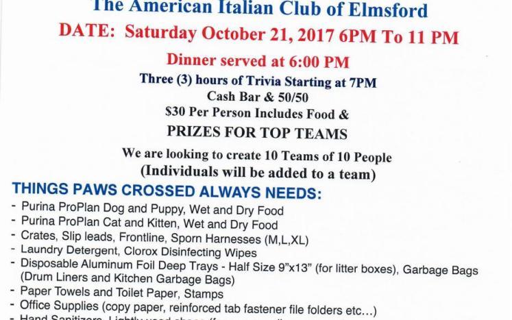 AI club Fundraiser