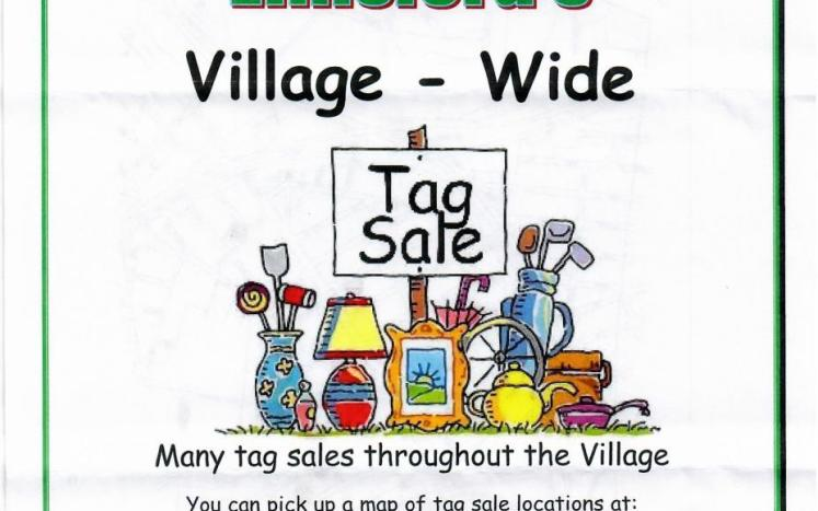 Village Wide Tag Sale